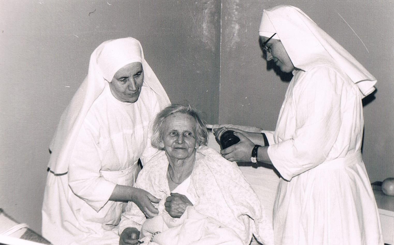 Antoninki niesienie bezinteresownej pomocy potrzebującym, chorym, w potrzebie